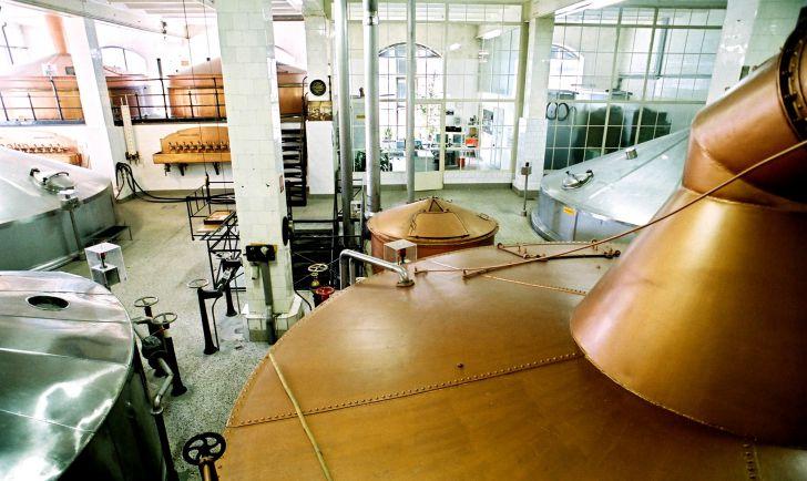 Ottakringer Brauerei Sudhaus