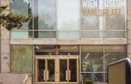 Wien Museum Eingang (c) STADTBEKANNT