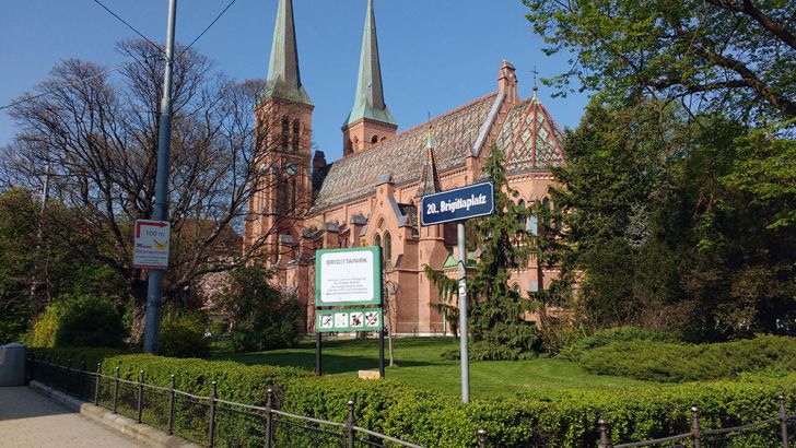 Brigittaplatz Brigittapark (c) STADTBEKANNT Kantner
