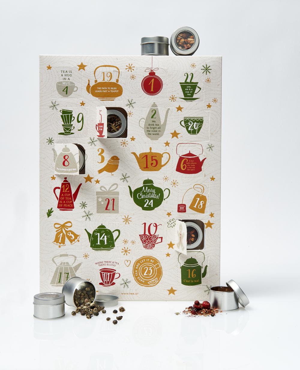DEMMER Teehaus Adventkalender