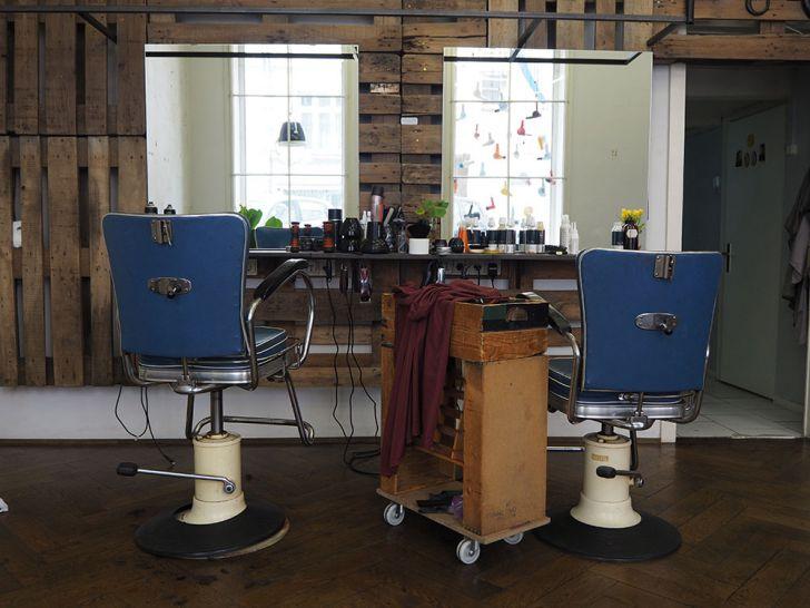 Franz und Gloria Haarsalon und Barbershop (c) STADTBEKANNT Pitzer