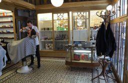 Giller & Co Wiener Barbiere Barbershop (c) STADTBEKANNT Pitzer
