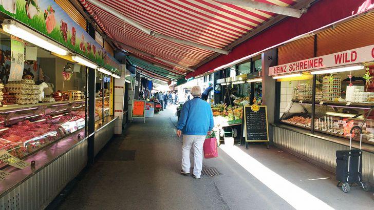 Hannovermarkt (c) STADTBEKANNT Kantner