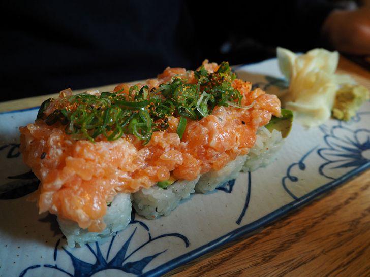 Mochi Spicy Salmon (c) STADTBEKANNT Pitzer