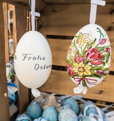 Ostermarkt Frohe Ostern (c) STADTBEKANNT