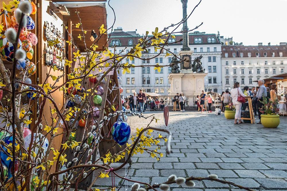 Ostermärkte In Wien Stadtbekannt