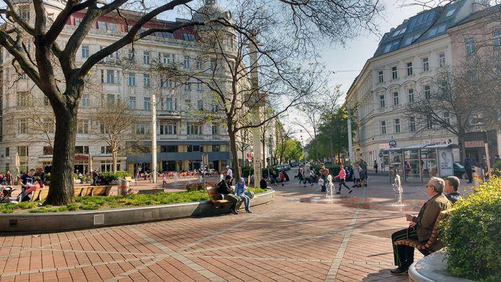 Wallensteinplatz (c) STADTBEKANNT Kantner
