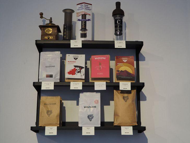 Wolfgang Coffee Kaffeeröstungen (c) STADTBEKANNT Pitzer