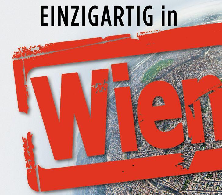 Einzigartig in Wien - Cover