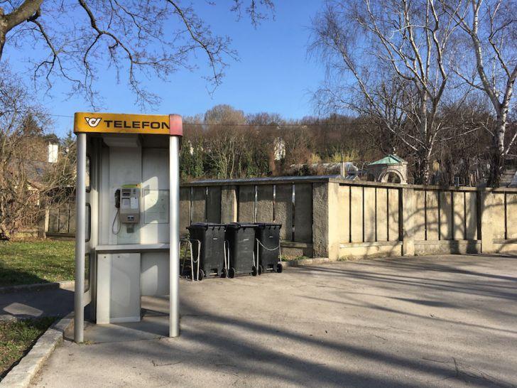 Alszeile Telefonzelle (c) STADTBEKANNT