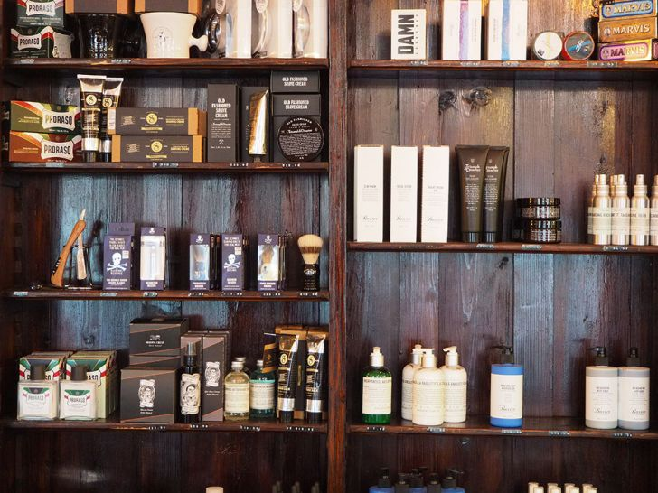 Brothers Barbershop Wien Produkte (c) STADTBEKANNT Pitzer