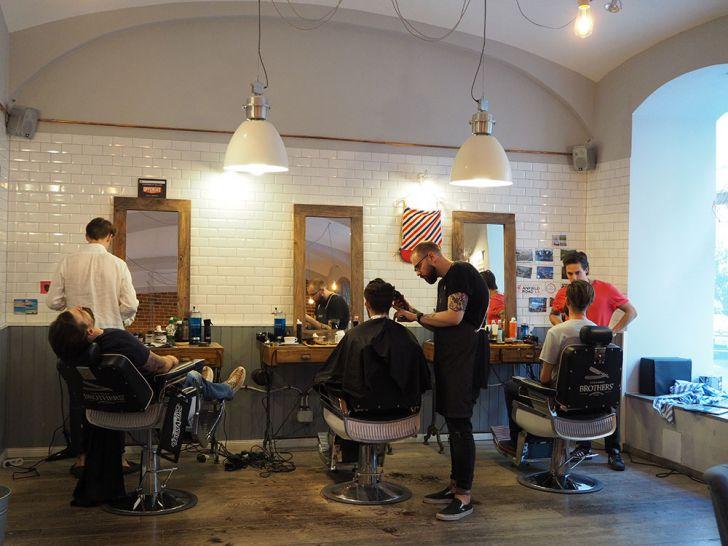 Brothers Barbershop Wien (c) STADTBEKANNT Pitzer