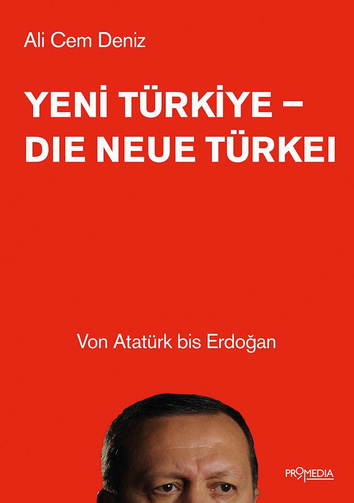 Cover - Die neue Türkei - Ali Cem Deniz