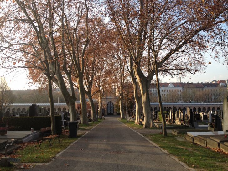 Hernalser Friedhof (c) STADTBEKANNT