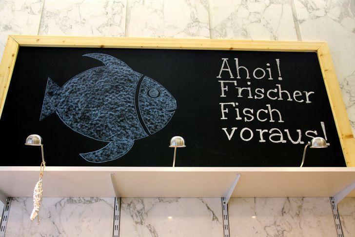 Ponganic Fisch & Greissler Fisch (c) STADTBEKANNT Wetter-Nohl