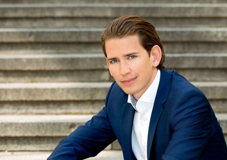 Pressefoto Sebastian Kurz - ÖVP - feel image - Fotografie e.U.Stoß im Himmel 1010 Wien