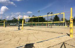 Volleyballplatz ASKÖ Schmelz (c) STADTBEKANNT