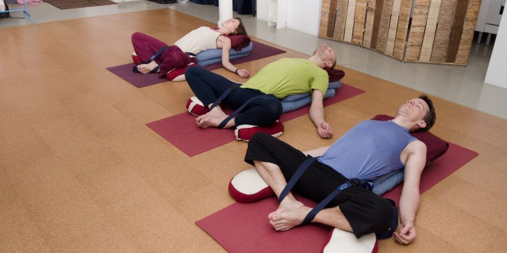 Yoga Gesundheit (c) Amazing Yoga
