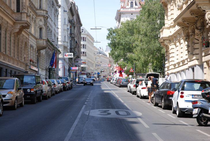 Amerlingstraße (c) STADTBEKANNT
