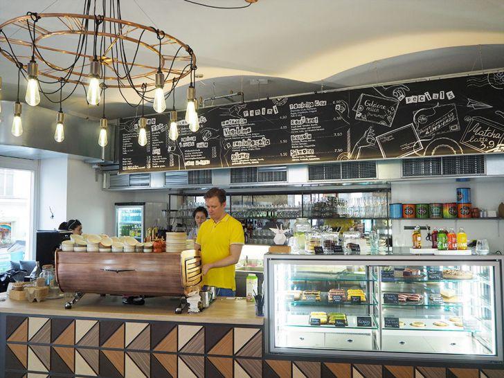 Café Telegraph Lokal (c) STADTBEKANNT Pitzer