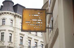 Café Telegraph Schild (c) STADTBEKANNT Pitzer