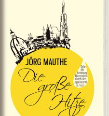 Cover - Mauthe Joerg - Die große Hitze (c) Edition Atelier