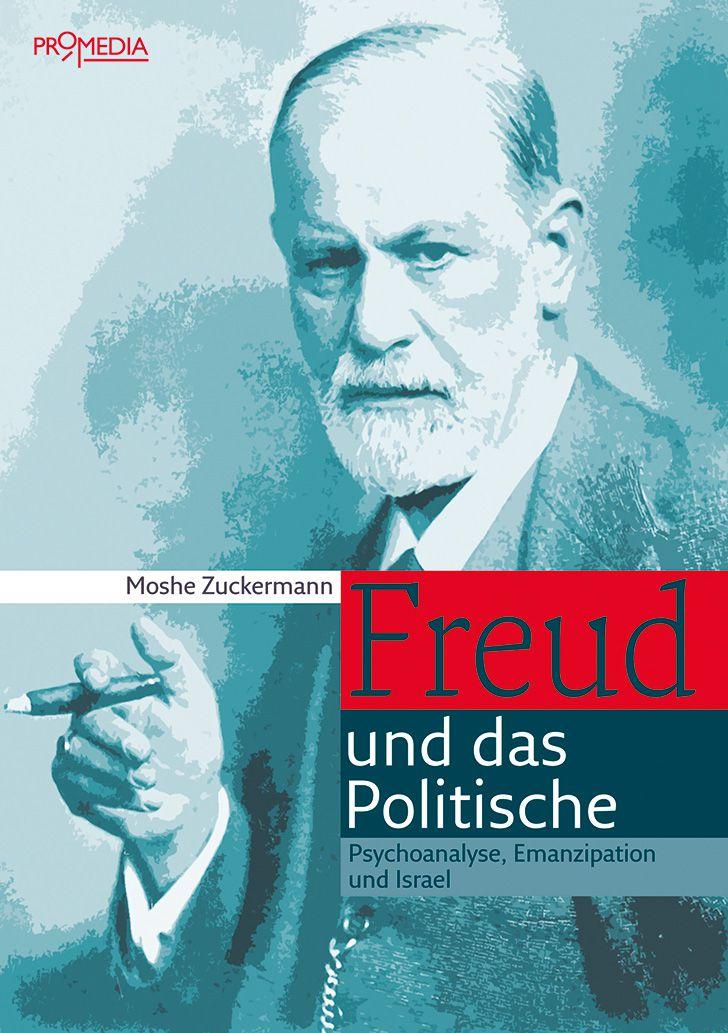 Cover - Zuckermann Freud (c) Promedia Verlag