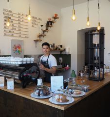 GOTA Coffee Experts Chef-Barista Junior (c) STADTBEKANNT Pitzer