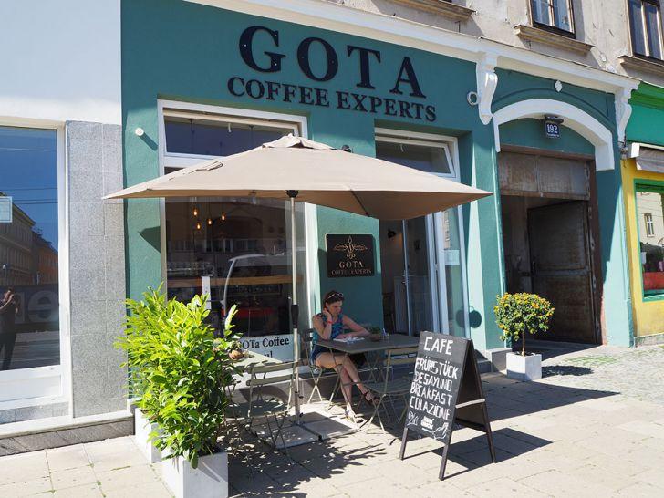 GOTA Coffee Experts Schanigarten (c) STADTBEKANNT Pitzer