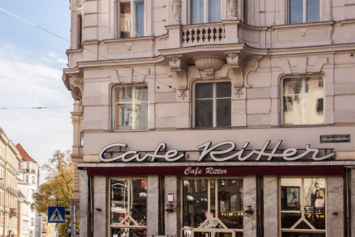 Mariahilf Cafe Ritter (c) STADTBEKANNT