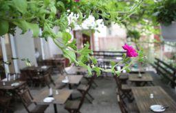 Nam Nam Gastgarten Blume (c) STADTBEKANNT
