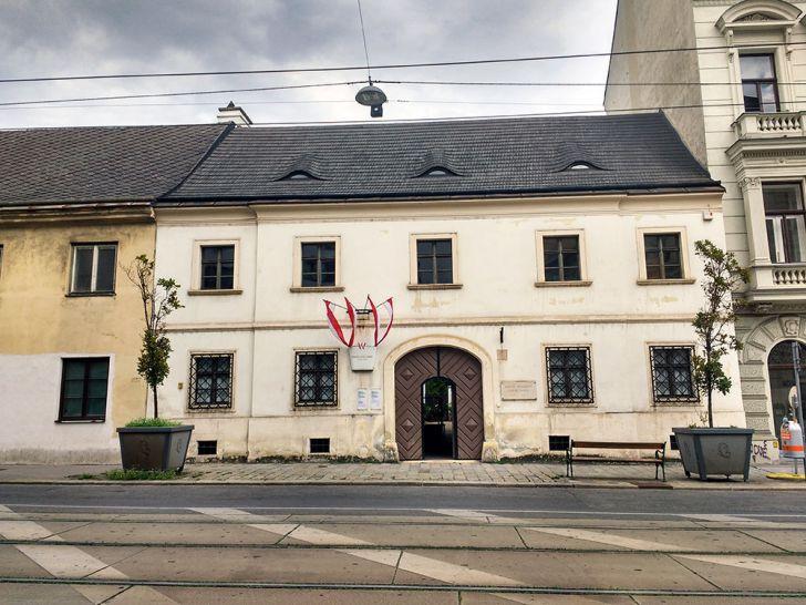 Schubert Geburthaus Nussdorferstraße (c) STADTBEKANNT Kantner