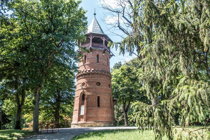 Türkenschanzpark Paulinenwarte (c) STADTBEKANNT
