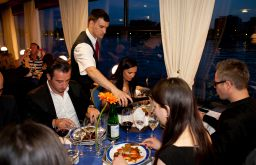 Donautouristik Gourmetschiff (c) Tania Marcadella