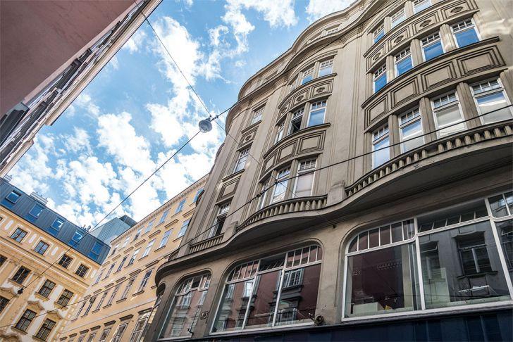 Adresse des Henkers Rauhensteingasse 10 (c) STADTBEKANNT