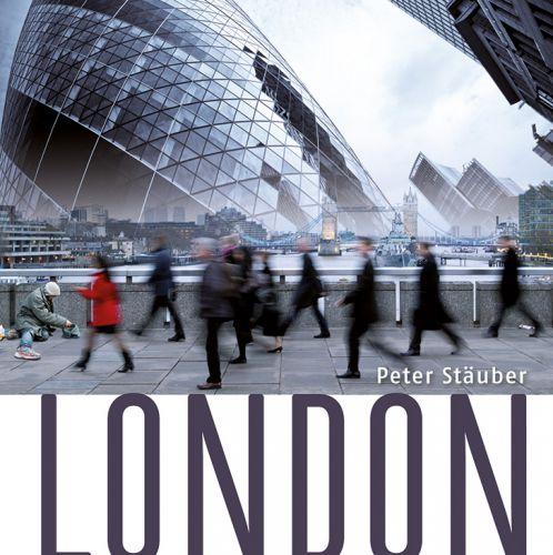 Cover – London – Peter Stäuber (c) Promedia