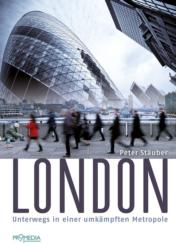 Cover - London - Peter Stäuber (c) Promedia