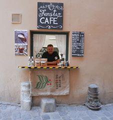 Fenster Café (c) STADTBEKANNT Wetter-Nohl