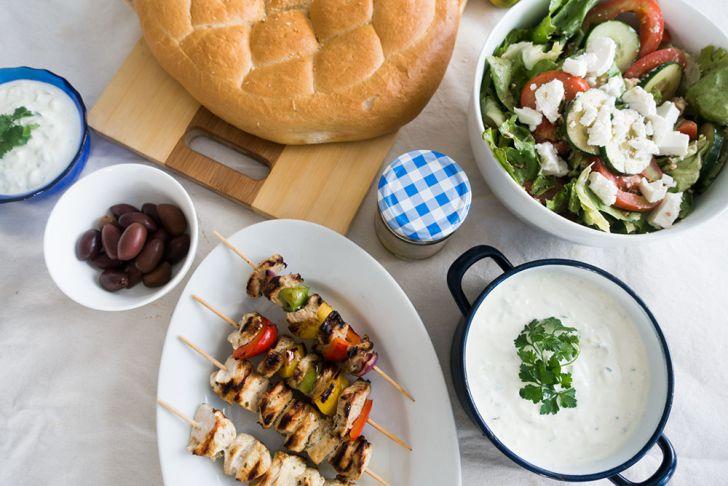 Griechisches Essen (c) STADTBEKANNT