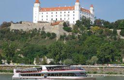 MS Kaiserin Elisabeth Burg Bratislava - Donau Touristik