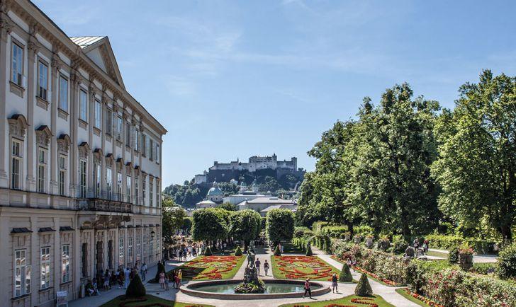 Salzburg Mirabell (c) STADTBEKANNT