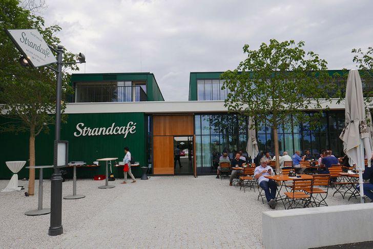 Strandcafé Gastgarten (c) STADTBEKANNT Wetter-Nohl