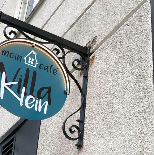Villa Klein Schild (c) STADTBEKANNT Wetter-Nohl