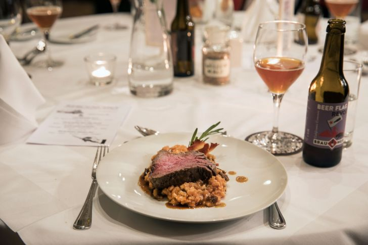 Bierg'schichtln Dinner (c) Gourmet Group