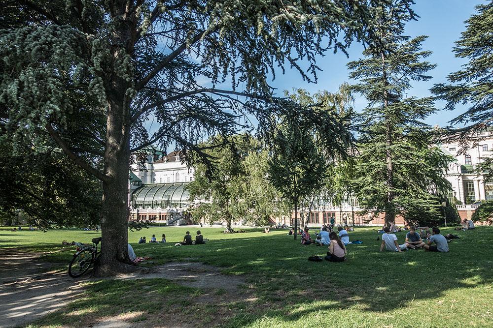 Burggarten Picknick (c) STADTBEKANNT