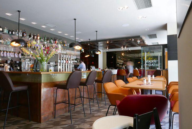 Café Zuckergoscherl Kaffeehaus Bar (c) STADTBEKANNT Wetter-Nohl