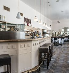 Café Florianihof Lokal (c) STADTBEKANNT