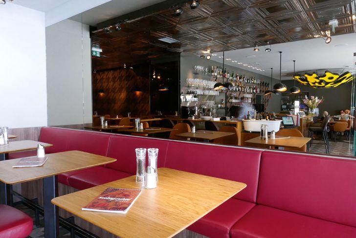 Café Zuckergoscherl Kaffeehaus Sitzbank (c) STADTBEKANNT Wetter-Nohl
