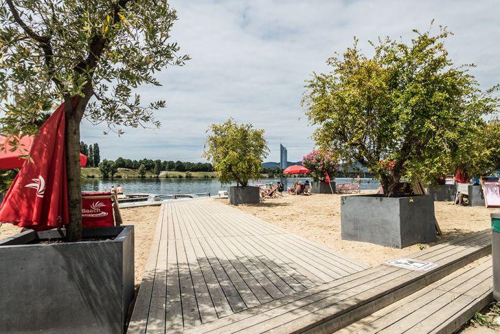 Donau CopaBeach Strand (c) STADTBEKANNT