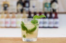 Gin Cocktails Basilikum (c) STADTBEKANNT
